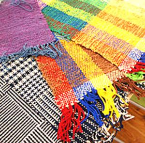 編み物&卓上手織り
