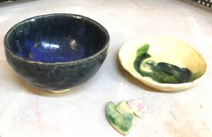 子ども陶芸手びねり 食器を創ろう