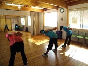 60歳からの健康づくり体操