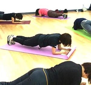 FAT BURNING トレーニング
