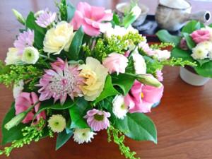 花とお茶1月